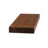 Il nuovo negozio online per legno su misura - Tavola Abete piallata impregnata noce scuro