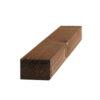 Il nuovo negozio online per legno su misura - Listello Abete piallato noce scuro