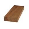 Il nuovo negozio online per legno su misura - Tavola Abete grezza impregnata noce chiaro