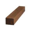 Il nuovo negozio online per legno su misura - Listello Abete grezzo impregnato noce scuro