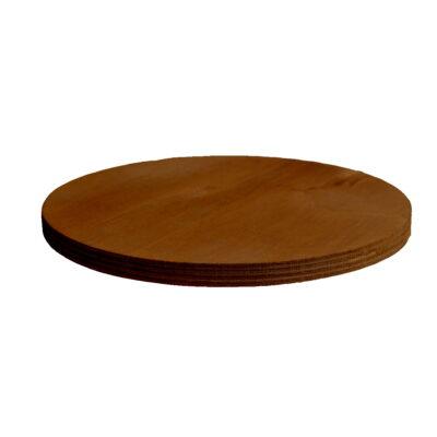 Il nuovo negozio online per legno su misura - Compensato pioppo cerchio impregnato noce scuro