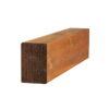 Il nuovo negozio online per legno su misura - Trave lamellare di Abete GL24 h piallata impregnata noce scuro