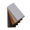 Il nuovo negozio online per legno su misura - Campionatura Abete Impregnante ad Acqua Bianco Noce Grigio