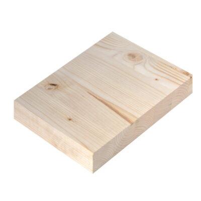 Il nuovo negozio online per legno su misura - Lamellare monostrato Abete