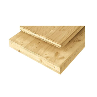 Il nuovo negozio online per legno su misura - Lamellare a tre strati Abete